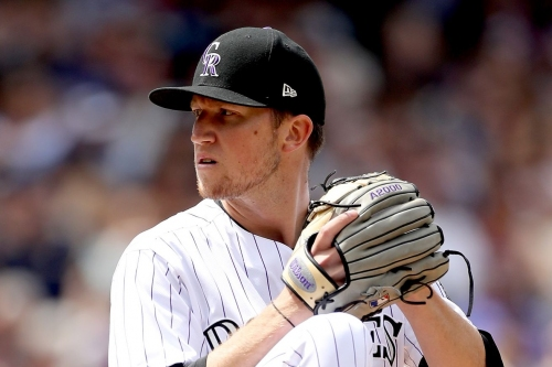 The Colorado Rockies young guns are playing like veterans