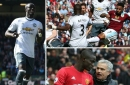 Manchester United player Eric Bailly sets standards for Jose Mourinho defenders