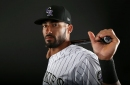 Rockies first baseman Ian Desmond might play some outfield when he returns from injury