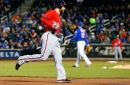 Wire Taps: Washington Nationals sweep New York Mets, head out to Colorado for four with Rockies...