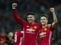 Ander Herrera dedicates win to Zlatan Ibrahimovic, Marcos Rojo