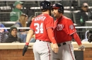 Washington Nationals kick New York Mets while they're down, sweep three-game set in Citi Field...