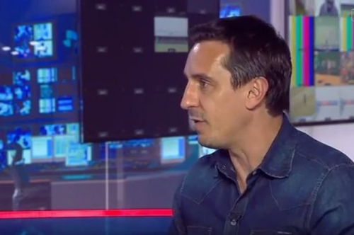 Manchester United producing best performances without Zlatan Ibrahimovic claims Gary Neville