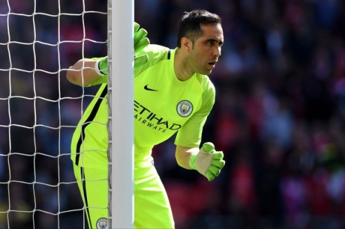Man City legend Nicky Weaver leaps to defence of derby villain Claudio Bravo