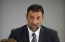 Vlade Divac is settling in for the long haul
