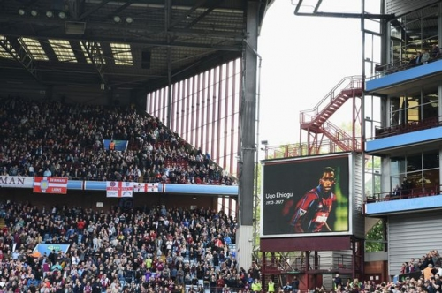 Well done to all concerned for the most significant moment in the Aston Villa-Birmingham City derby