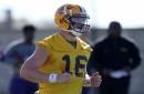 LSU quarterback Danny Etling undergoes minor surgery on back