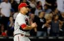 Atlanta Braves trade David Hernandez to Angels