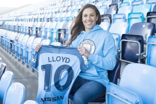 What Man City has taught Carli Lloyd and how City Women can get equal pay