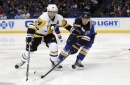 Penguins Insider: Kunitz, Ruhwedel playing time will be game-time decisions Thursday