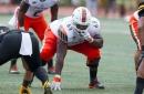 Miami Hurricanes NFL Draft Profile: G Danny Isidora