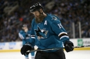 Sharks' Joe Thornton played with a torn ACL, MCL