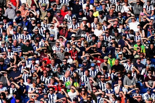 West Brom fans should look at their neighbours - and be careful what they wish for