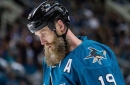 Sharks' Joe Thornton played through torn ACL and MCL in playoffs
