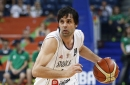 Could the Kings pursue Milos Teodosic?