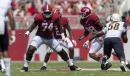 Cam Robinson has no doubt in first-round status in NFL draft