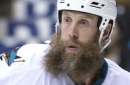 Sharks C Thornton undergoes ACL surgery before free agency