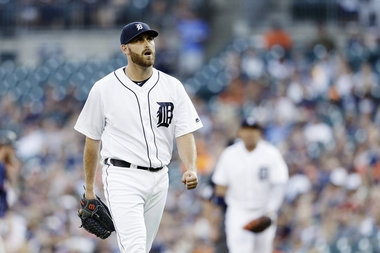 Tigers' Matthew Boyd fined by MLB for throwing at Miguel Sano