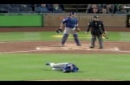 Brett Anderson Almost Got Injured In The Funniest Play Of The Season
