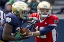 Podcast: Five top storylines from Notre Dame's Blue-Gold Game