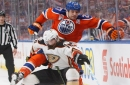 Edmonton Oilers 'fine' with underdog status against Anaheim Ducks heading into NHL playoff series