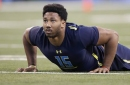 Myles Garrett's DL coach speaks out about recent criticism of the projected No. 1 pick