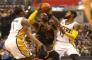 LeBron James' late 3-pointer in Cavaliers' Game 4 win shouldn't have counted