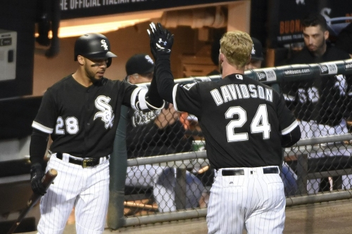 White Sox 12, Royals 1: Matt Davidson strikes thrice, including twice in sixth