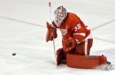 Jimmy Howard's future uncertain, but anxious to return to Red Wings