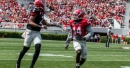 UGA receiver Jayson Stanley is ready to move past his drops