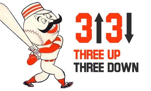 Three Up, Three Down: April 26, 2017