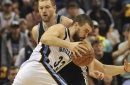2017 NBA Playoffs: Memphis Grizzlies at San Antonio Spurs Game Five preview