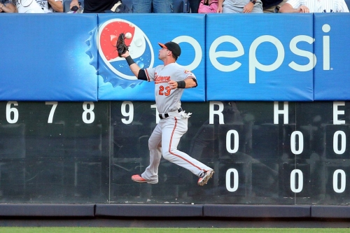 The return of Joey Rickard means the Orioles need to make a tough decision