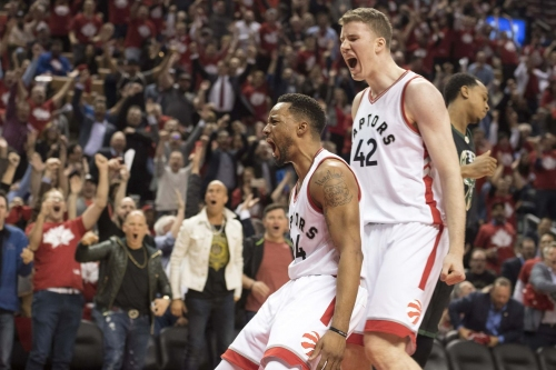Fear the Newsletter: Toronto gets closer to advancing