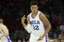 Sixers Tinder: Richaun Holmes escapes logjam with a defined role