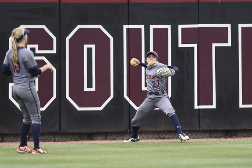 Auburn softball drops to season-low in coaches poll
