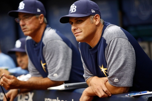 The upcoming schedule is not kind to the Rays