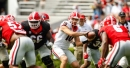 On the beat: What to make now of UGA's offensive line?