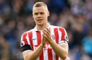 Stoke's Ryan Shawcross responds to reports linking him with a Summer move to Newcastle United