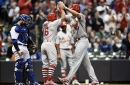 Allow Adam Wainwright's adorable family ease your troubled soul - A Hunt and Peck