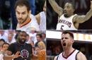 The weirdest, most regrettable Knicks sightings in NBA playoffs