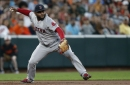 Pablo Sandoval to the 10-Day disabled list; Josh Rutledge activated