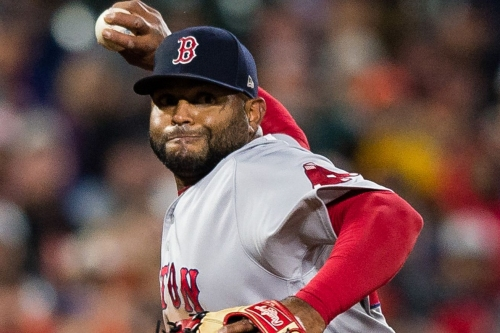 Red Sox place Sandoval on 10-day DL with right knee sprain