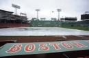 Yankees-Red Sox series opener rained out, postponed to July