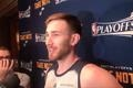 Gordon Hayward back to full strength after suspected food poisoning