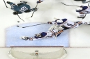 Sharks Couture had 2 face fractures along with injured mouth The Associated Press
