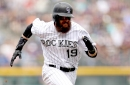 """Rockies' Charlie Blackmon on his inside-the-park homer, """"French mullet,"""" more"""