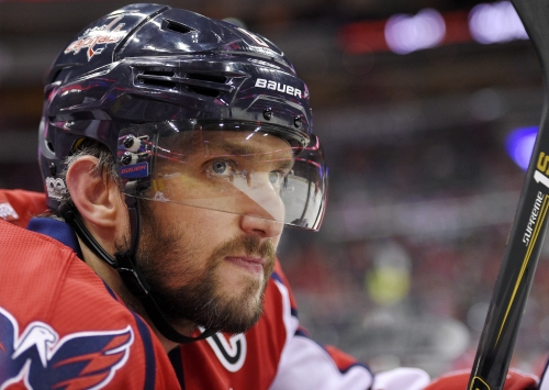 Ovechkin, Capitals must go through Penguins for shot at Cup The Associated Press
