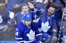 Auston Matthews, Toronto Maple Leafs rookies shone brighter than many current stars in playoff debut
