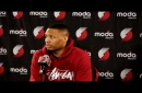 Damian Lillard on Blazers' 'unpredictable' season, leadership and which teammate(s) impressed